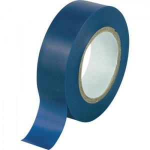 Szigetelőszalag 10 m - kék