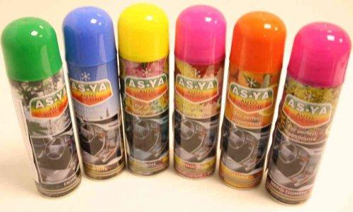Szilikon spray 200 ml - illatosított