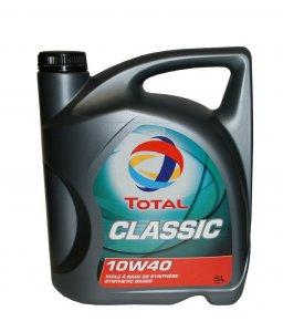 TOTAL CLASSIC 10W40 5L MOTOROLAJ