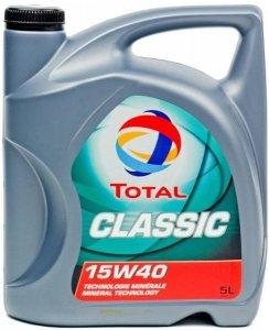 TOTAL CLASSIC 15W40 5L MOTOROLAJ