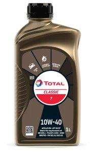 Total Classic 7 10W40 1L Motorolaj-2