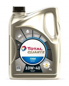 Total Quartz 7000 Energy 10W40 4L Motorolaj-2