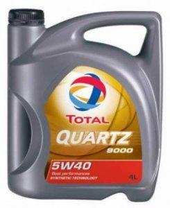 TOTAL QUARTZ 9000 5W40 4L MOTOROLAJ