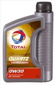 Total Quartz 9000 Energy 0W30 1L Motorolaj-1