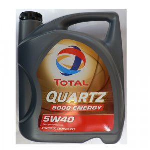TOTAL QUARTZ 9000 ENERGY 5W40 5L MOTOROLAJ