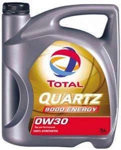 TOTAL QUARTZ 9000 ENERGY0W30 5L MOTOROLAJ