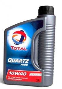 TOTAL QUARTZ DIESEL 7000 10W40 1L MOTOROLAJ-1
