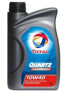 Total Quartz Energy 7000 10W40 1L Motorolaj-1