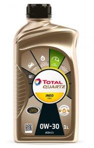Total Quartz Ineo First C1/C2 0W30 1L Motorolaj-2
