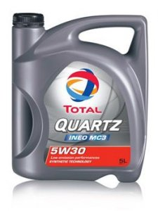 TOTAL QUARTZ INEO MC3 5W30 5L MOTOROLAJ