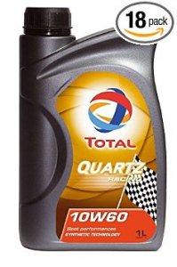 Total Quartz Racing 10W60 1L Motorolaj-1