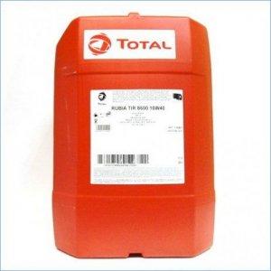 TOTAL RUBIA TIR 8600 10W40 60L MOTOROLAJ