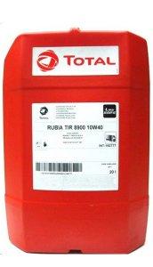 Total Rubia Tir 8900 10W40 20L Motorolaj