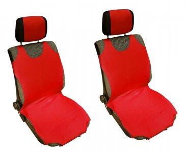 Üléshuzat trikó nagy piros - 2 db