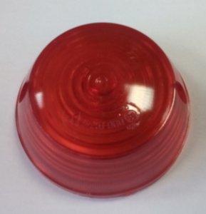 Utánfutó lámpabúra egyes. piros