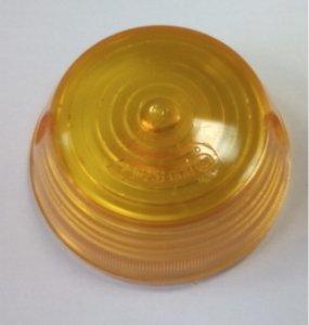 Utánfutó lámpabúra egyes. sárga