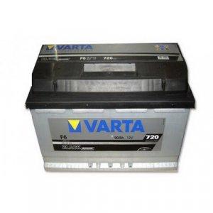 VARTA F6 BLACK DYNAMIC 90AH EN 720A JOBB+ (590 122 072)