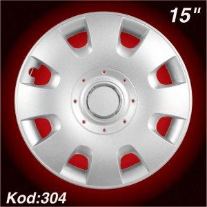 """Volkswagen gyári jellegű dísztárcsa 15"""" (4 db)"""