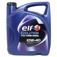 ELF EVOLUTION 700 TURBO DIESEL 10W40 5L MOTOROLAJ-1