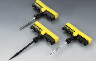 Gumijavító kézi horzsoló 100 mm (db ár 5 db/csomag)-1