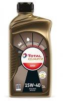 Total Quartz 5000 15W40 1L Motorolaj-2