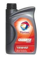 Total Quartz 5000 15W40 1L Motorolaj-1