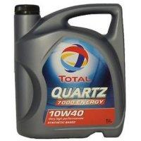 Total Quartz 7000 Energy 10W40 4L Motorolaj-1