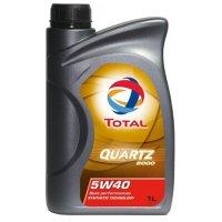 Total Quartz 9000 5W40 1L Motorolaj-1