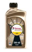 Total Quartz 9000 5W40 1L Motorolaj-2