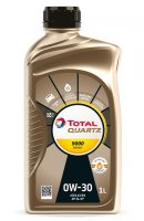 Total Quartz 9000 Energy 0W30 1L Motorolaj-2