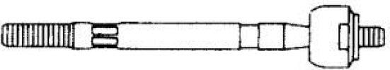 DAEWOO GÖMBFEJ G2046 BELSŐ (OEM:520838, 2/97- BAL-JOBB (A:M16X1,5 B:M14X1,5 L:)