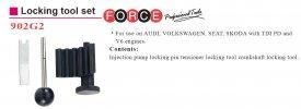 Főtengely ékszíjtárcsa rögzítő készlet (Volkswagen Audi Skoda Seat) 3 db (1.2; 1.4; 1.9; 2.0 TDI PD)