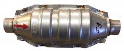 Katalizátor kerek 45mm TIP01 1800 ccm EUR3