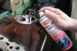 Kerámiapaszta spray 300 ml - fémmentes kenőanyag