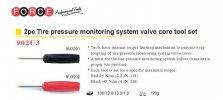 Keréknyomás ellenőrző készlet 2 db
