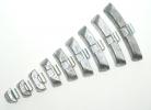 Keréksúly cink acélfelnihez 35 g - felütős