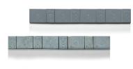 Keréksúly cink alufelnihez 60 g - ragasztós 12x5g 100DB/CSOMAG