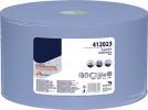 Kéztörlő papír - kék 1000 db/csomag