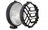 Ködlámpa ráccsal - szúró fényű kerek keskeny H3 (db)
