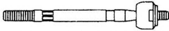 MAZDA GÖMBFEJ GQR5288S BELSŐ (OEM:E016-32-250, 94-98 BAL-JOBB (A:M16X1,0 B:M12X1)