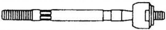 MITSUBISHI GÖMBFEJ LF11856 BELSŐ (OEM:MB347666, 84-88 BAL-JOBB (A:M14X1,5 B:M12X1,25)