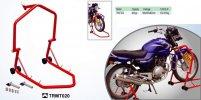 Motorkerékpár emelő 400 kg - első tengelynél