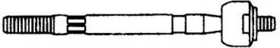 PEUGEOT GÖMBFEJ G1567 BELSŐ (OEM:4018.A4, 2/94- BAL-JOBB (A:M16X1,5 B:M16X1,5 L)