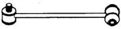 PEUGEOT STABILIZÁTOR (OEM:5087.21, 82-90 ELSO BAL-JOBB (L:122MM) PEUGEOTGEOT)