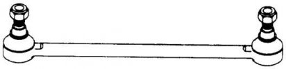 POLSKI 126 KORMÁNYÖSSZEKÖTŐ FIX (LENGYEL OEM:4100999, 9/72- KÖZÉP FIAT 126P (G0069)
