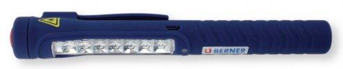 SZERELŐLÁMPA AKKUS SMD LEDES /7+1 LED/ PEN LIGHT