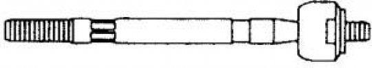 TOYOTA GÖMBFEJ G1805 BELSŐ (OEM:45046-29335, 92-96 BAL-JOBB (A:M14X1,5 B:M15X1)