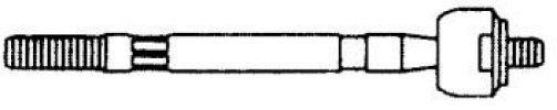 VOLKSWAGEN GÖMBFEJ LF18876 BELSŐ (OEM:901 460 01 55, 5/96- BAL-JOBB (A:M16X1,5 B:M16)